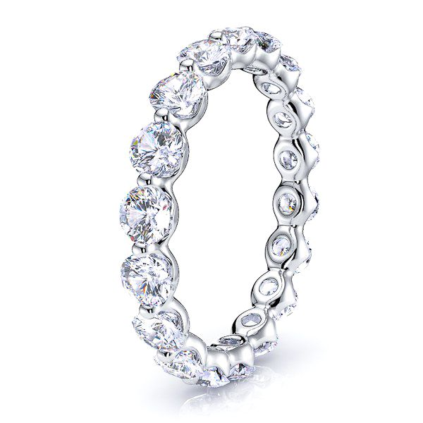Chandra Diamond Women Eternity Band