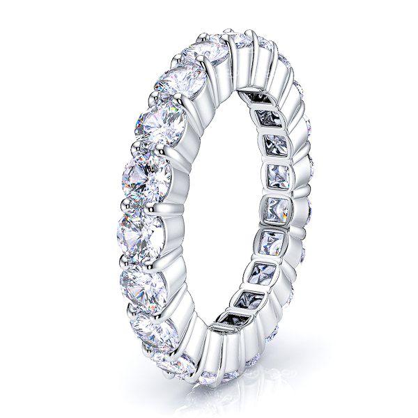 Daphne Women Eternity Diamond Ring