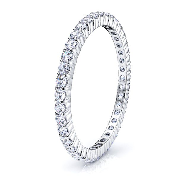 Gaia Diamond Women Eternity Band