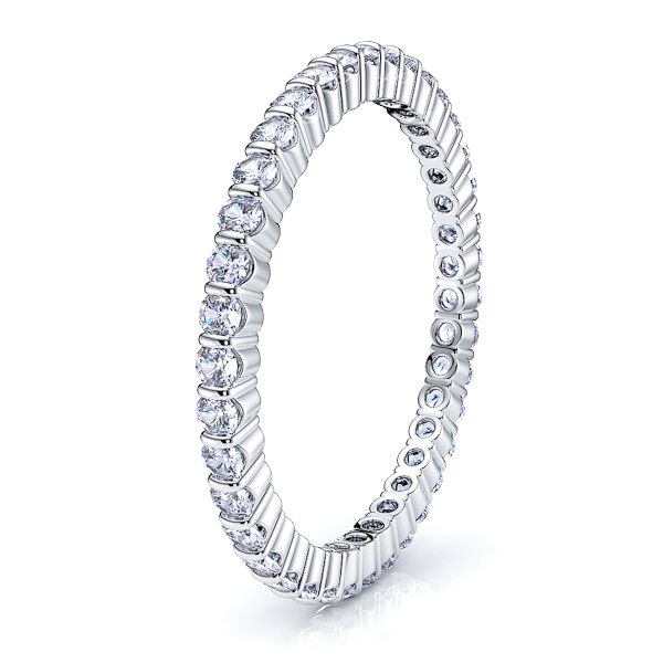 Tabbris Hozi Diamond Women Eternity Ring