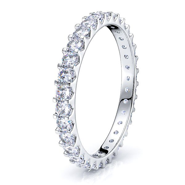 Nephele Diamond Women Eternity Band