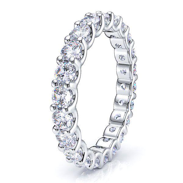 Muriel Women Eternity Diamond Ring