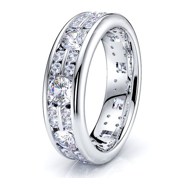 Hera Diamond Women Eternity Ring