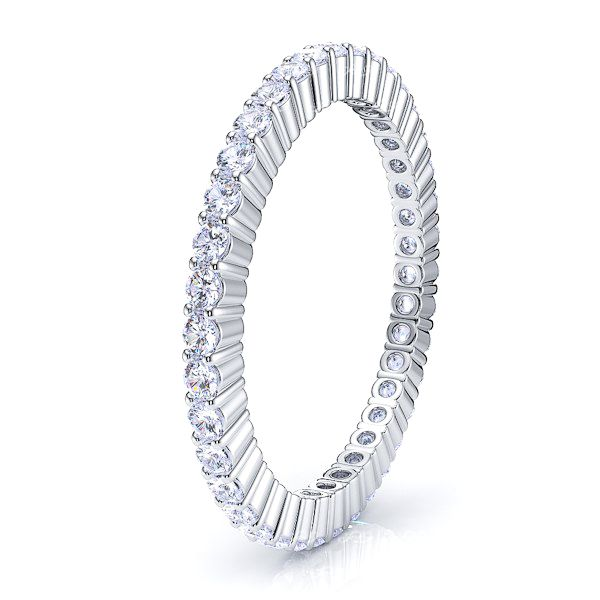 Lakshmi Diamond Women Eternity Band