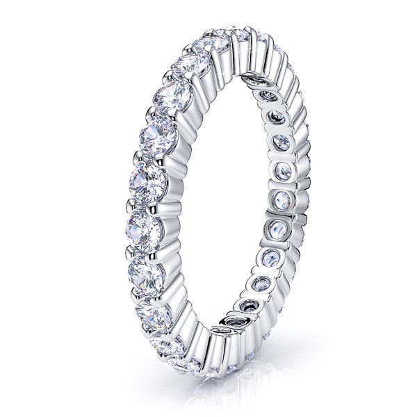Calliope Diamond Women Eternity Ring