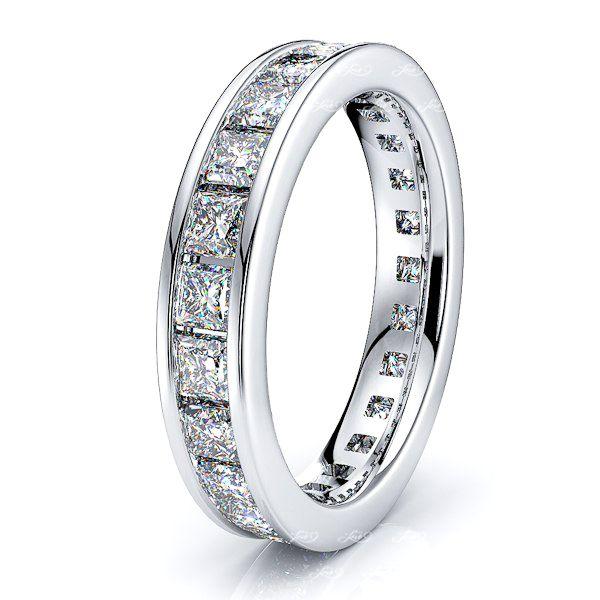 Jaya Princess Diamond Women Eternity Band