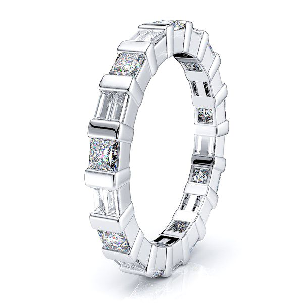 Artemis Diamond Women Eternity Ring