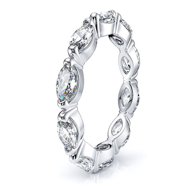 Aurora Women Eternity Band