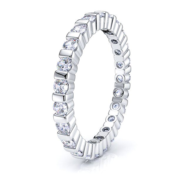Cassandra Diamond Women Eternity Ring