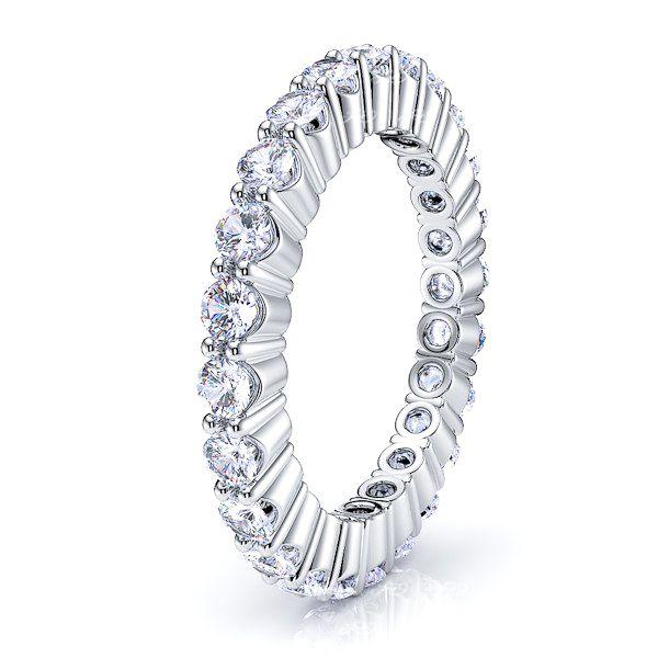 Persephone Diamond Women Eternity Band