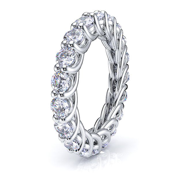 Adalia Women Eternity Ring