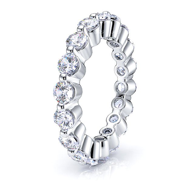 Eudora Diamond Women Eternity Ring