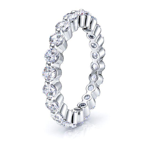 Pallas Diamond Women Eternity Wedding Ring