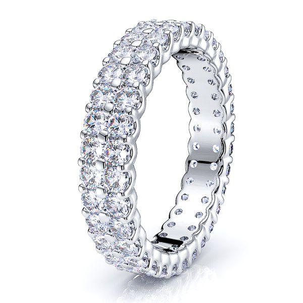 Ariadne Diamond Women Eternity Wedding Band