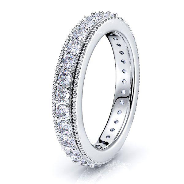 Padma Diamond Women Eternity Band