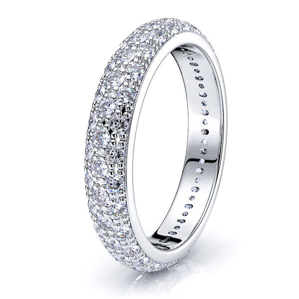 Minerva Diamond Women Eternity Ring