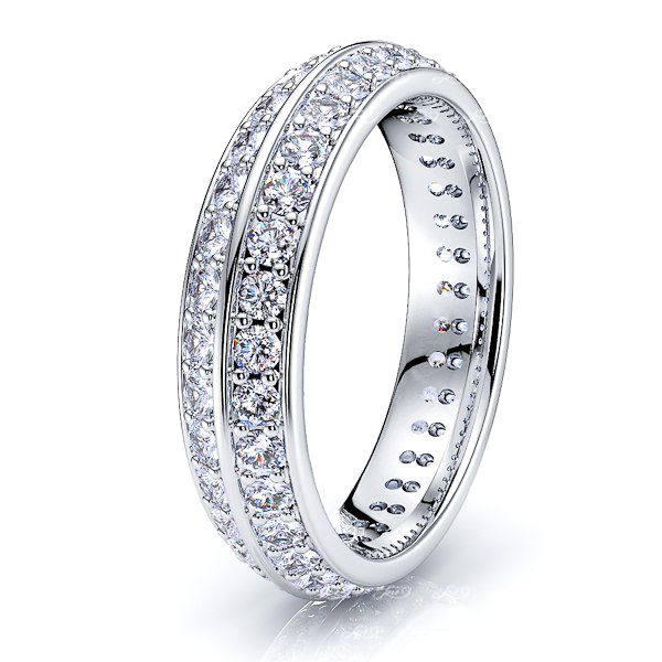 Lucina Diamond Women Eternity Ring