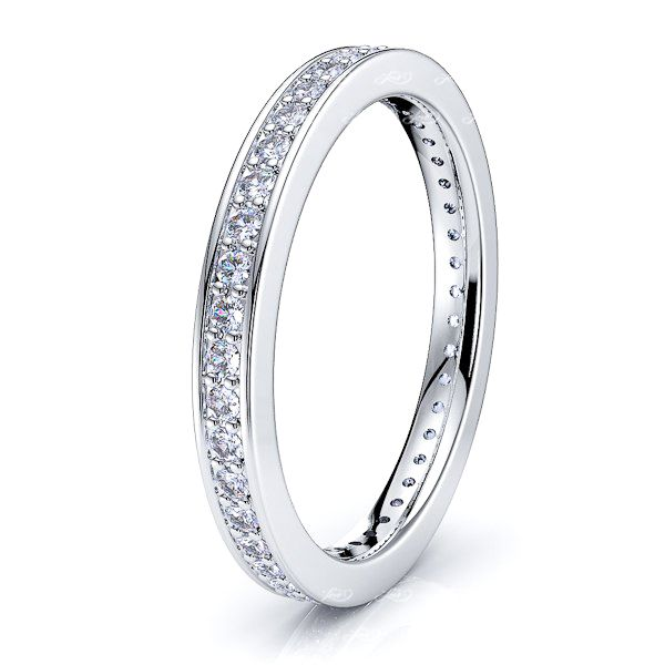 Penelope Women Eternity Wedding Band
