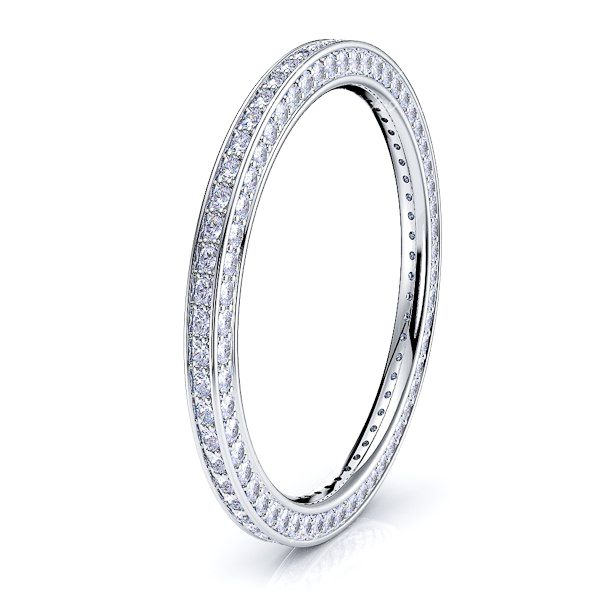 Neith Diamond Women Eternity Ring