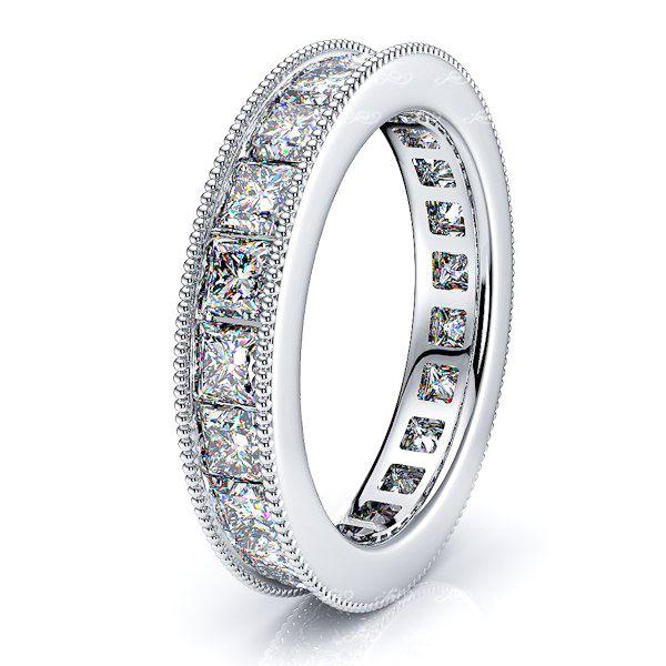 Fortuna Diamond Women Eternity Band
