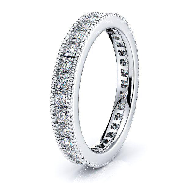Hebe Women Eternity Wedding Ring