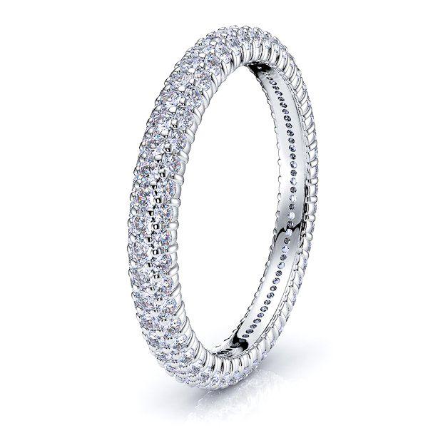 Melea Women Eternity Wedding Ring