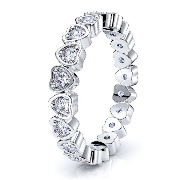 Grainne Diamond Women Eternity Band