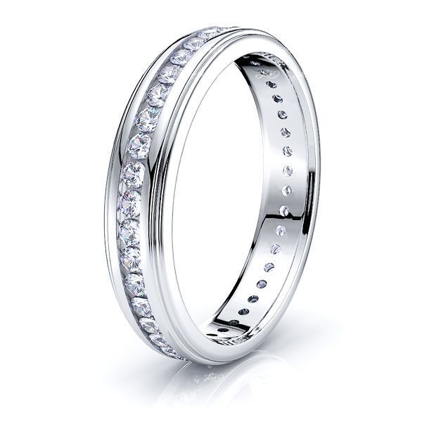Harlow Mens Diamond Wedding Ring