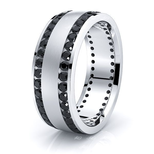 Piper Mens Diamond Wedding Band
