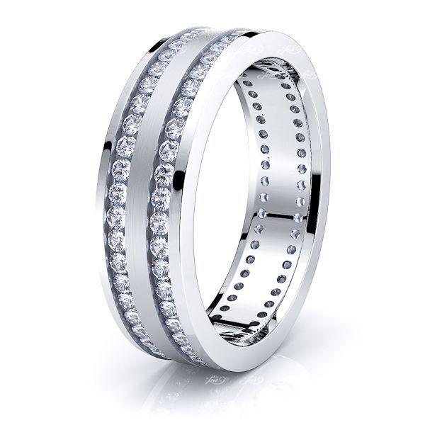 Margot Mens Diamond Wedding Ring