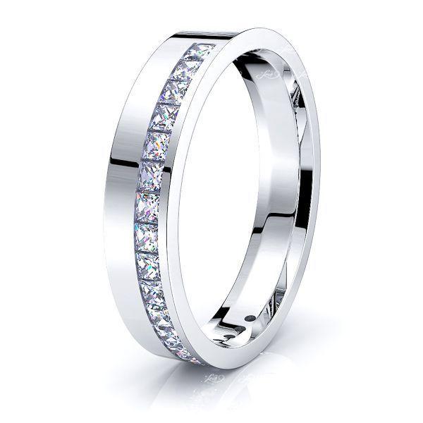 Pippa Mens Diamond Wedding Band