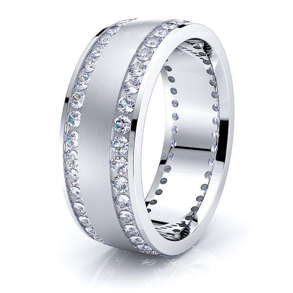 Liv Mens Diamond Wedding Ring